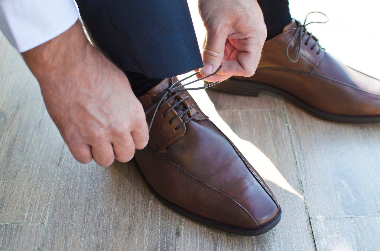 3 Phương pháp bảo quản giày da khi thời tiết nồm ẩm