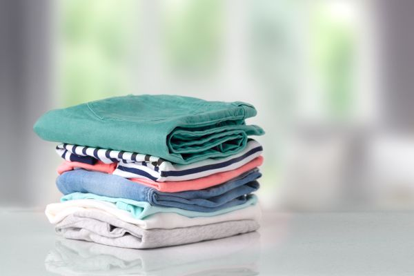 Keep clothes free from bacteria, germs & dirt