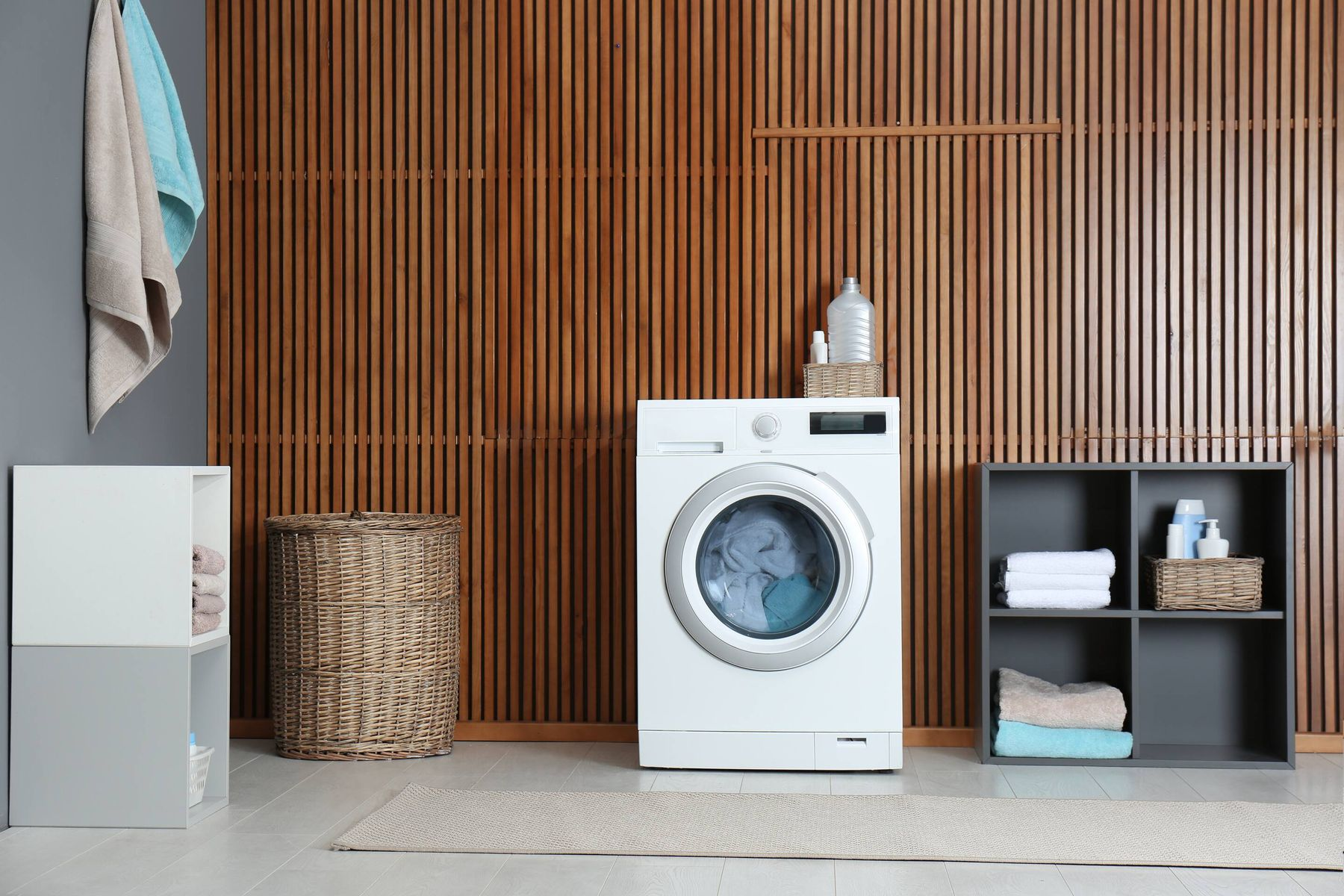 Is Your Washing Machine Shaking Too Much? Here's a Quick-Fix Guide