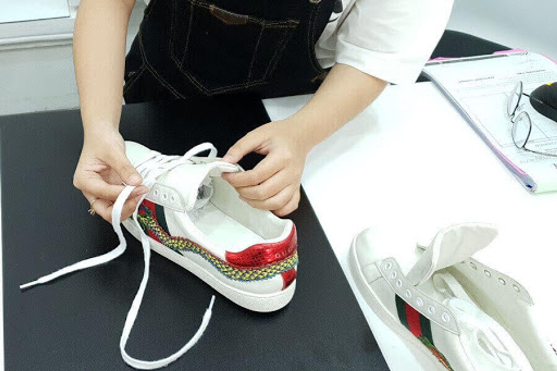 Dịch vụ giặt giày sneaker X clean-The Sneaker Spa