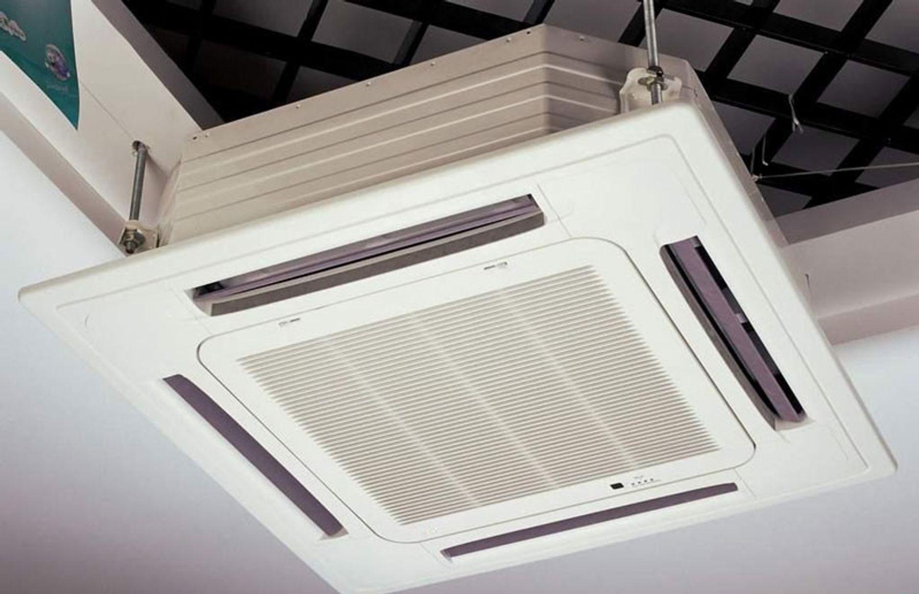 Máy lạnh âm trần là gì, có nên mua không?