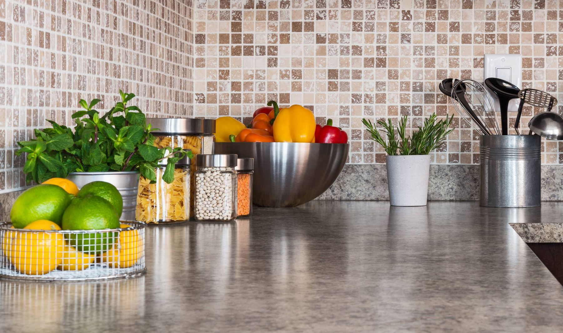 khử mùi nhà bếp tạo không gian hương thơm mùi trà xanh sạch khuẩn