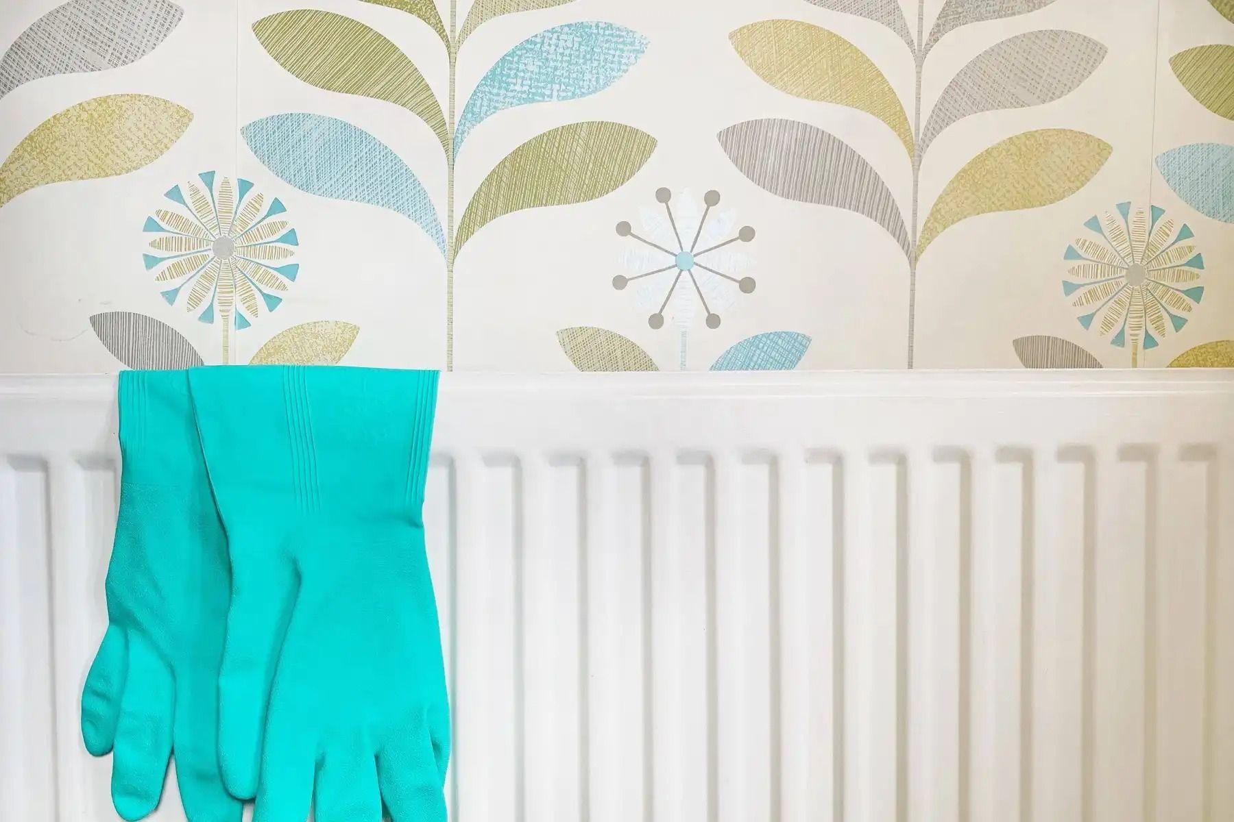 Cómo limpiar un calefactor
