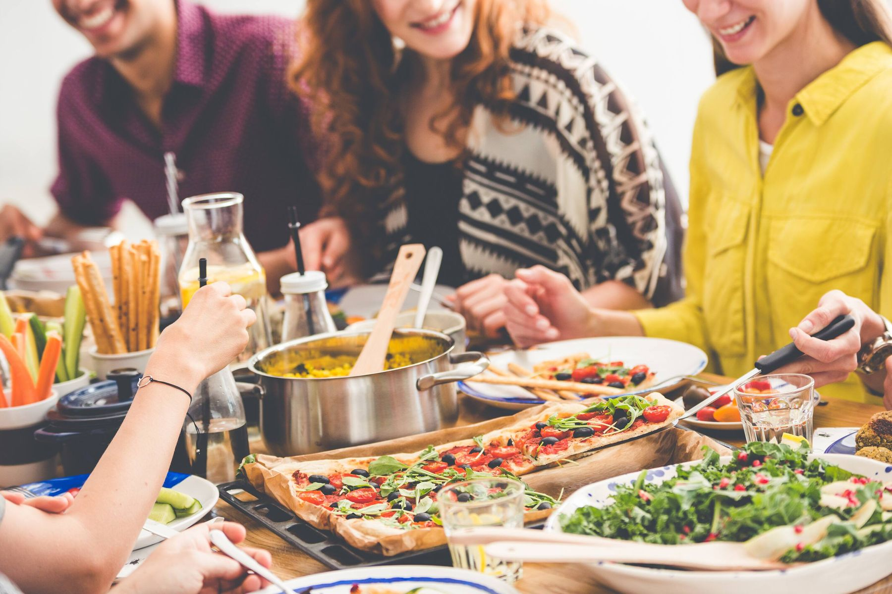 Throwing your first dinner party? Here are some simple tricks to get your house ready!