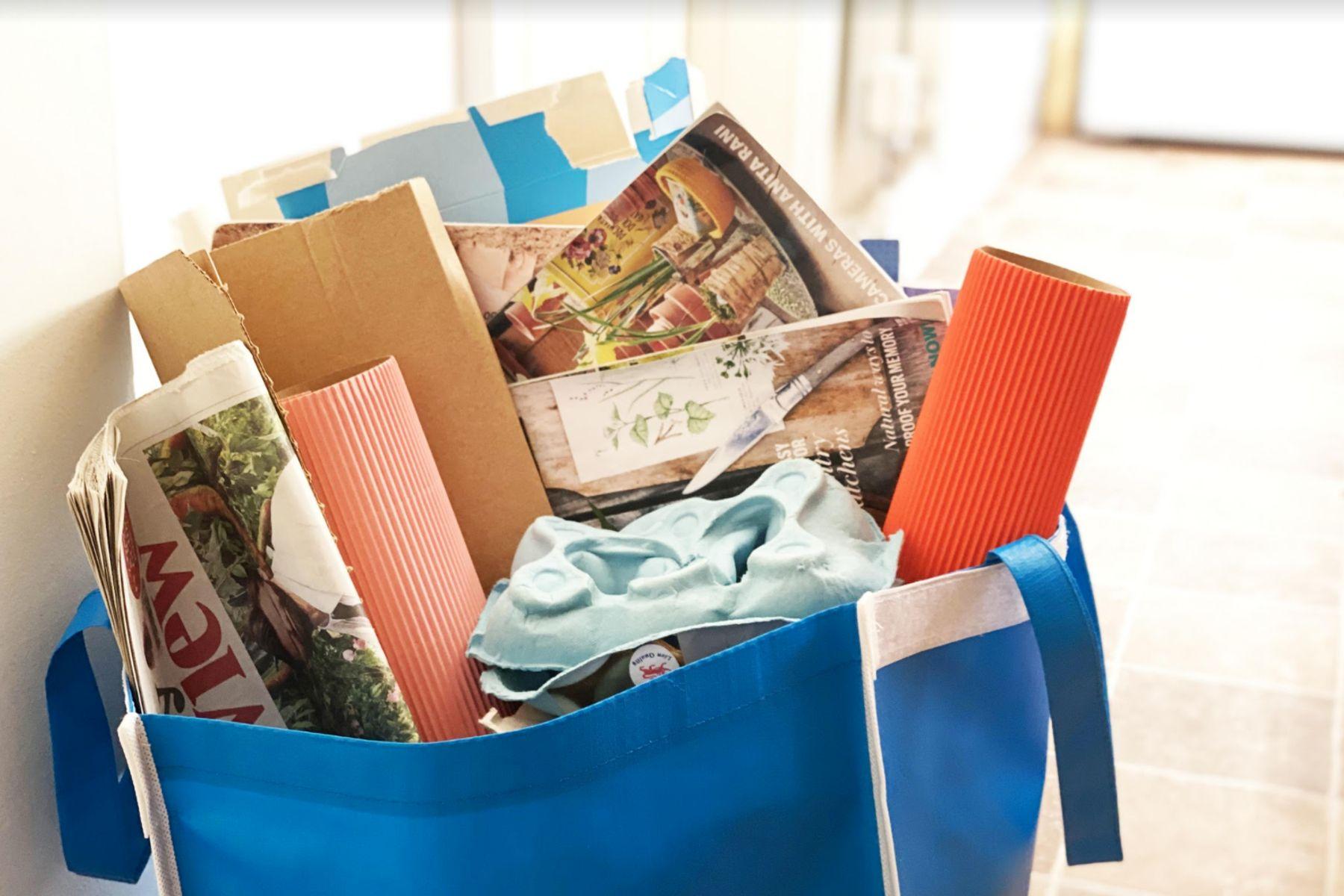 Consejos sobre cómo reciclar en casa