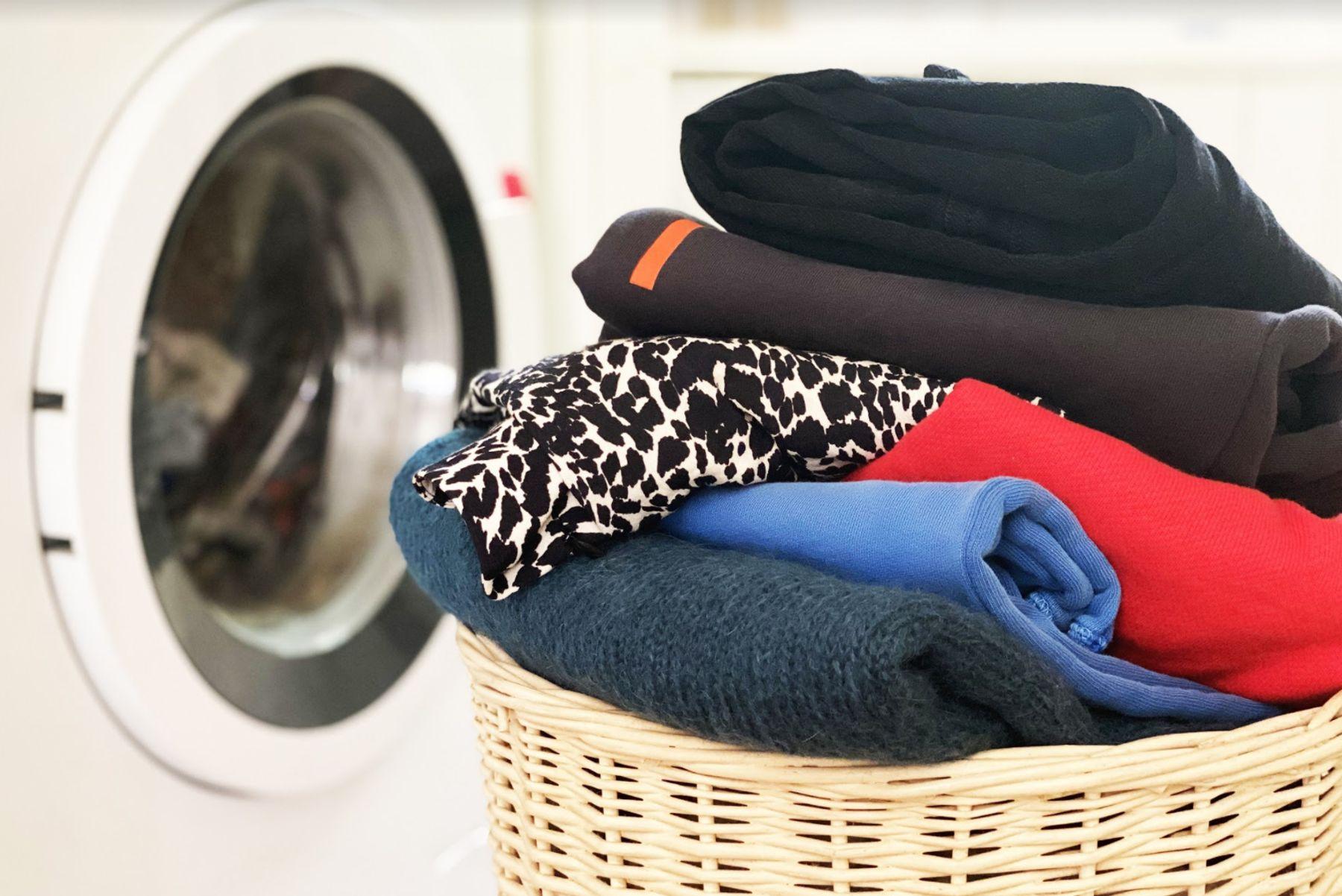 Step 2: Separá la ropa