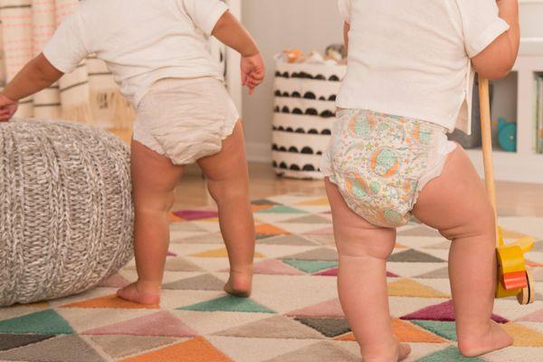 Ưu - nhược điểm khi dùng bỉm vải cho bé