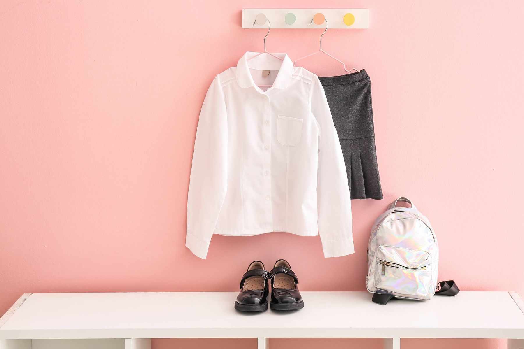 How to Remove Food Stains from your Kid's School Uniform | Get Set Clean