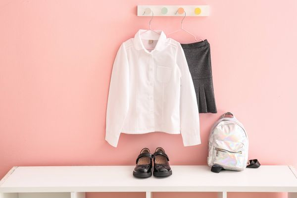 Removing Food Stains from Your Child's School Uniform is Child's Play!