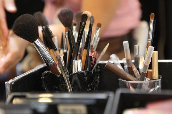 How to Clean Your Make Up Brushes Effectively shutterstock 1378137092