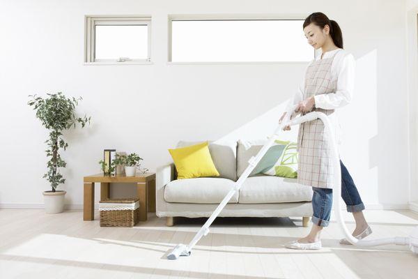 Thường xuyên vệ sinh nhà cửa