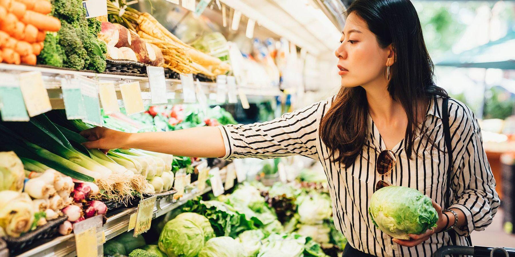 bí quyết làm đẹp bằng cách ăn nhiều rau củ