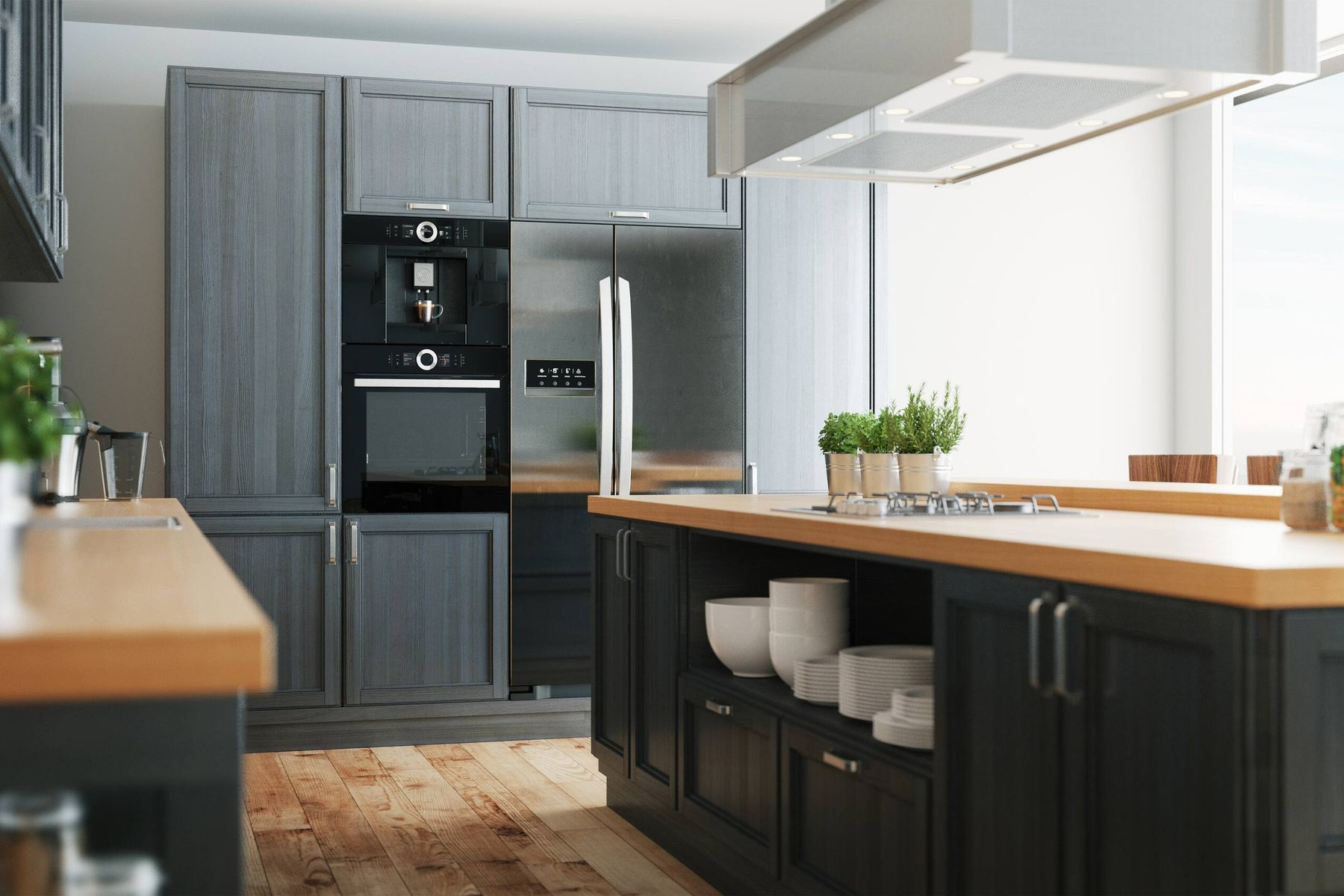 Need to Clean Grime from Your Kitchen Cabinets? Here's How!
