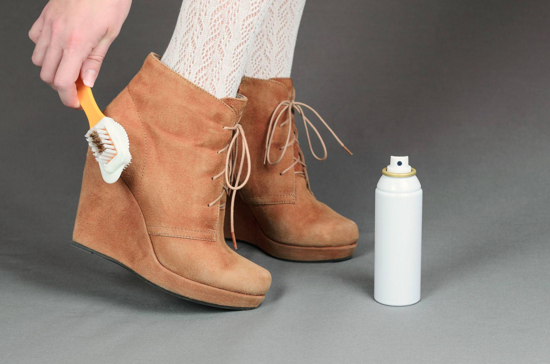 Süet Ayakkabı Bakımı Nasıl Yapılır?