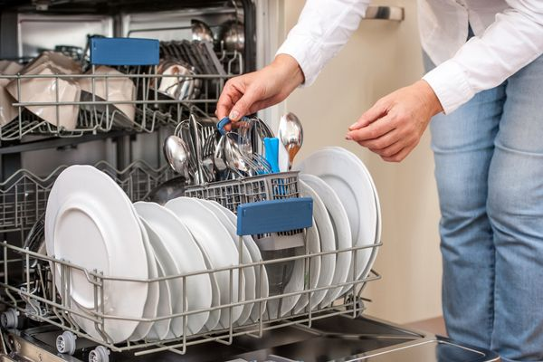 Choosing the right detergent for dishwasher