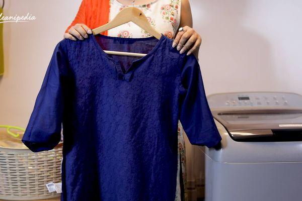 दिवाली में अपने त्यौहार के कपड़ों का ध्यान कैसे रखें | गेट सेट क्लीन