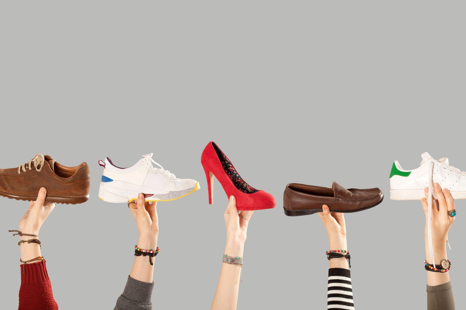 Tác hại của việc mang giày quá chật