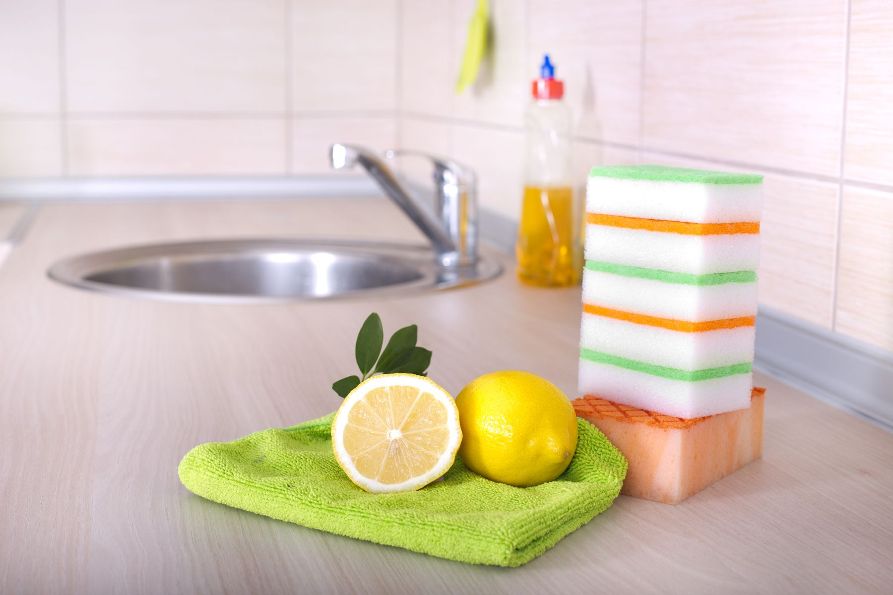Tips to Add a Fresh Fragrance to Your Kitchen shutterstock 375322795