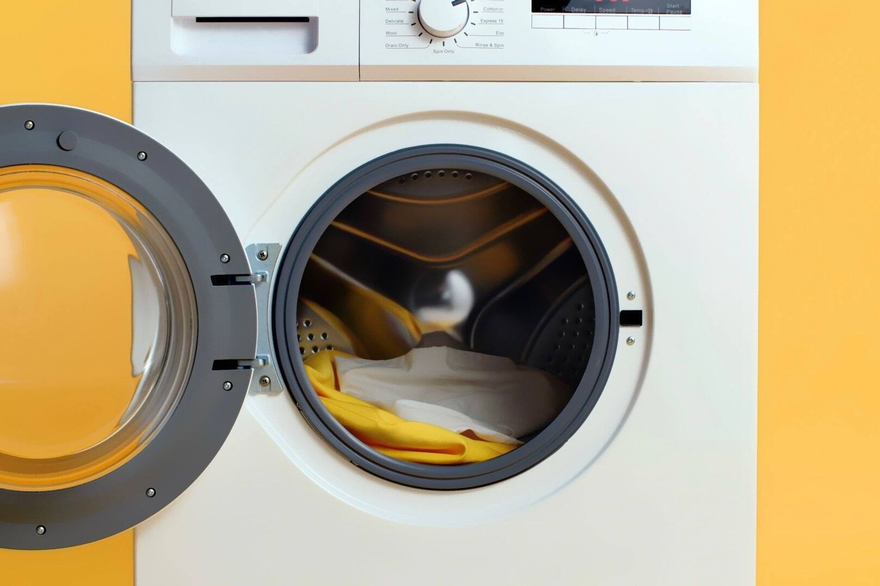 how to clean washing machine seals