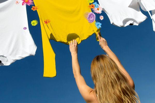 Giặt quần áo theo 4 nguyên tắc sau giúp giảm mồ hôi nách rõ rệt