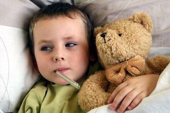 Nhiệt độ trẻ sơ sinh: Sốt - Bình Thường và Cách Đo