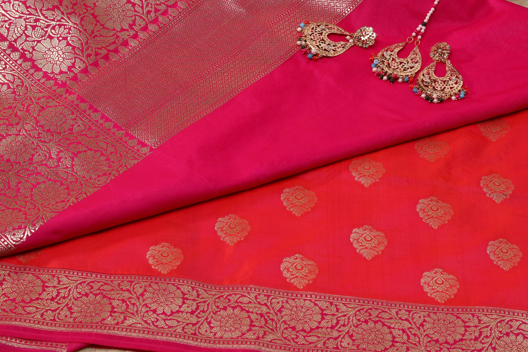How to Clean Mud Stains from Your Saree Effectively