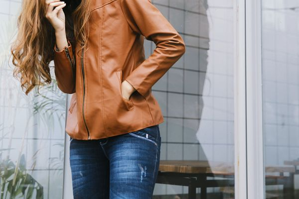 Here's How You Can Keep Your Leather Clothing Fungus-Free shutterstock 1694273761