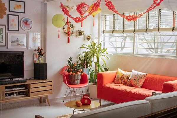 Cách trang trí nhà cửa ngày tết đảm bảo rước lộc cả năm