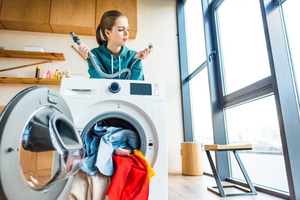 lợi ích khi sử dụng máy giặt sấy khô