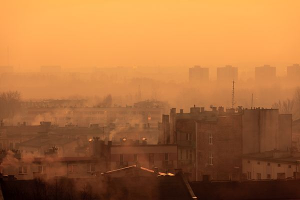 hava kirliliği nedenleri
