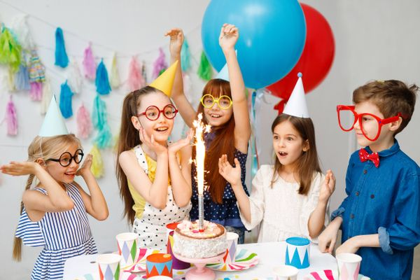 How to organise a children's party – a checklist