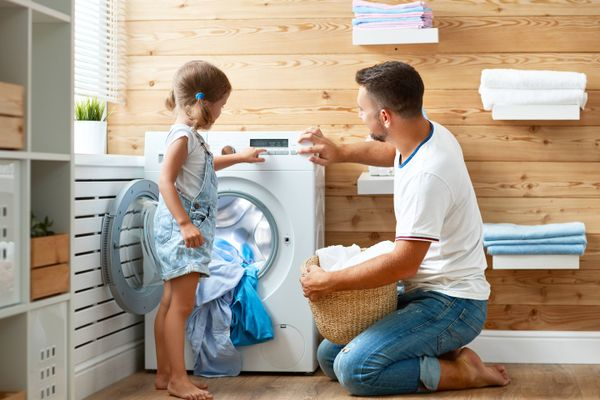 How to get kids involved in your daily chores