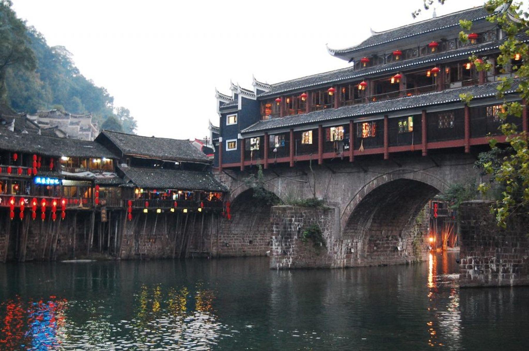 Du lịch tết Nguyên Đán tại Trung Quốc
