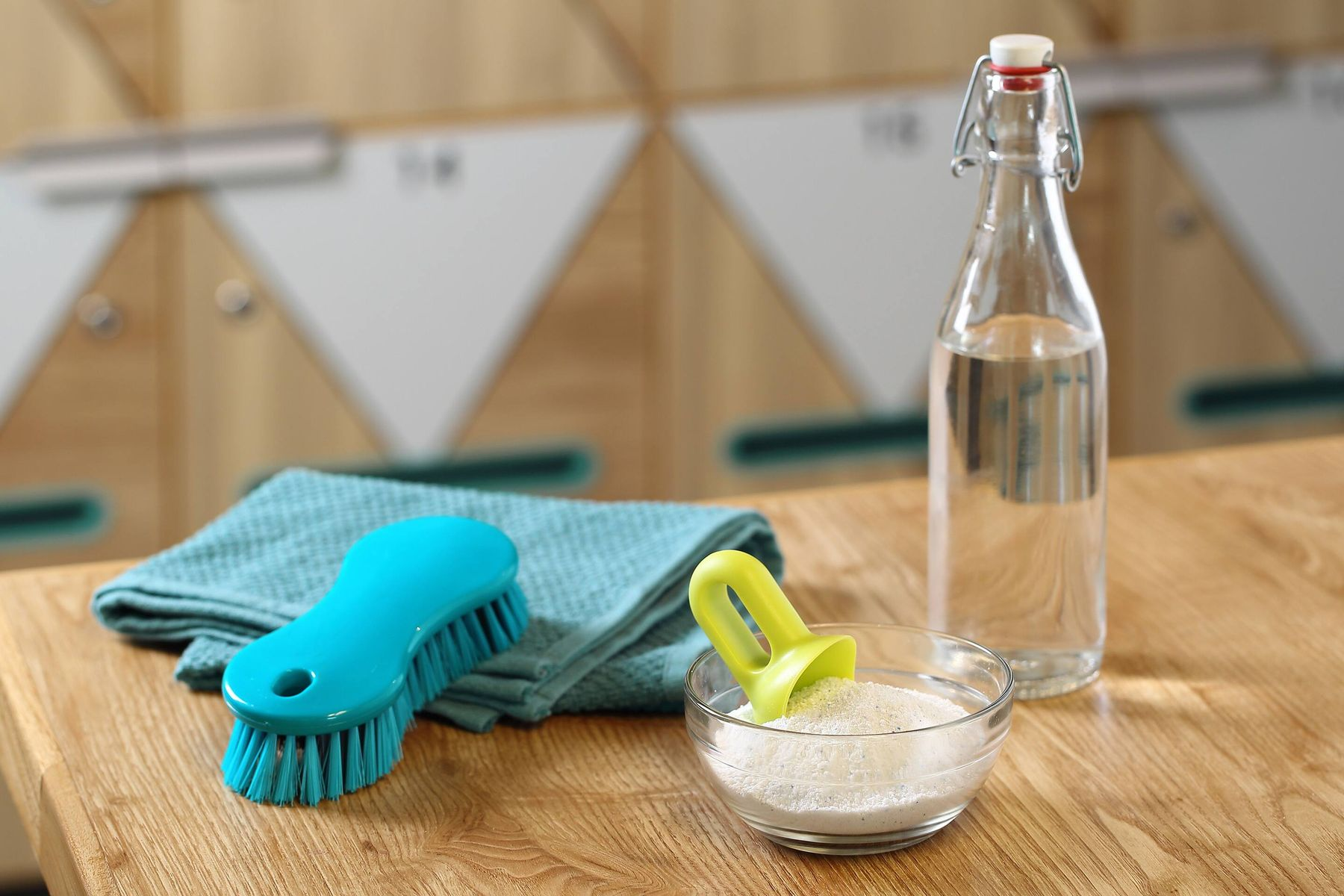 natural cleaning products used for asthma
