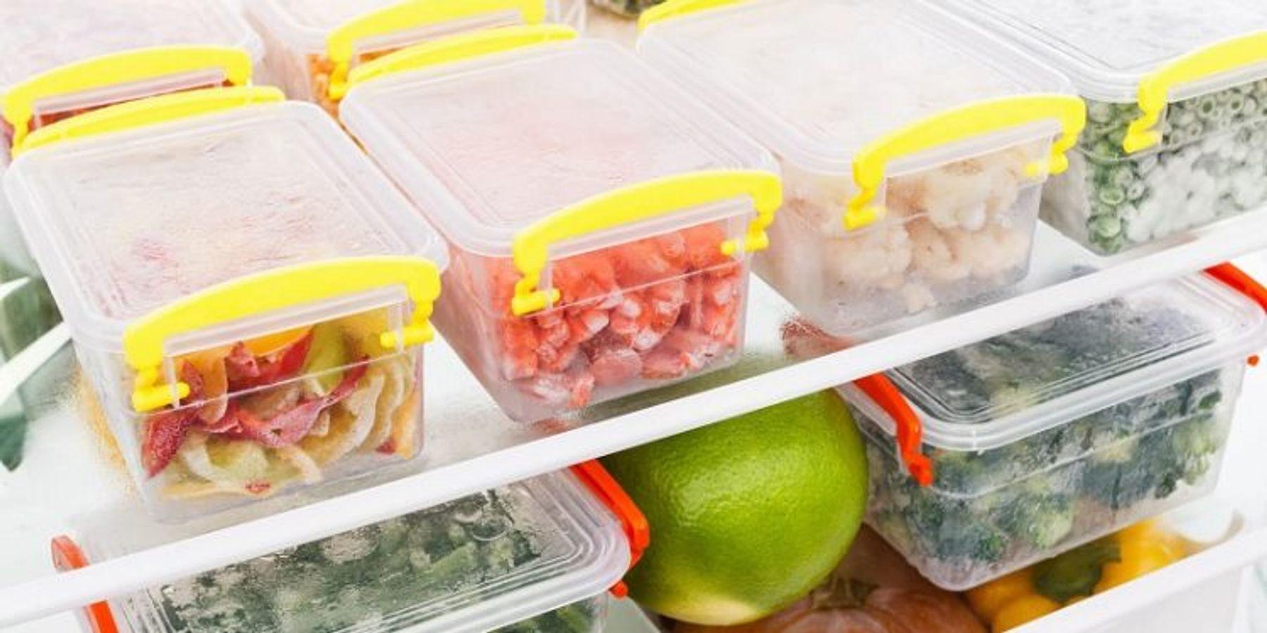 Cách bảo quản thức ăn đã nấu chín an toàn