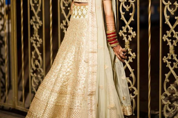 Amazing Tips to Save Your LehengaAfter a Food Accident