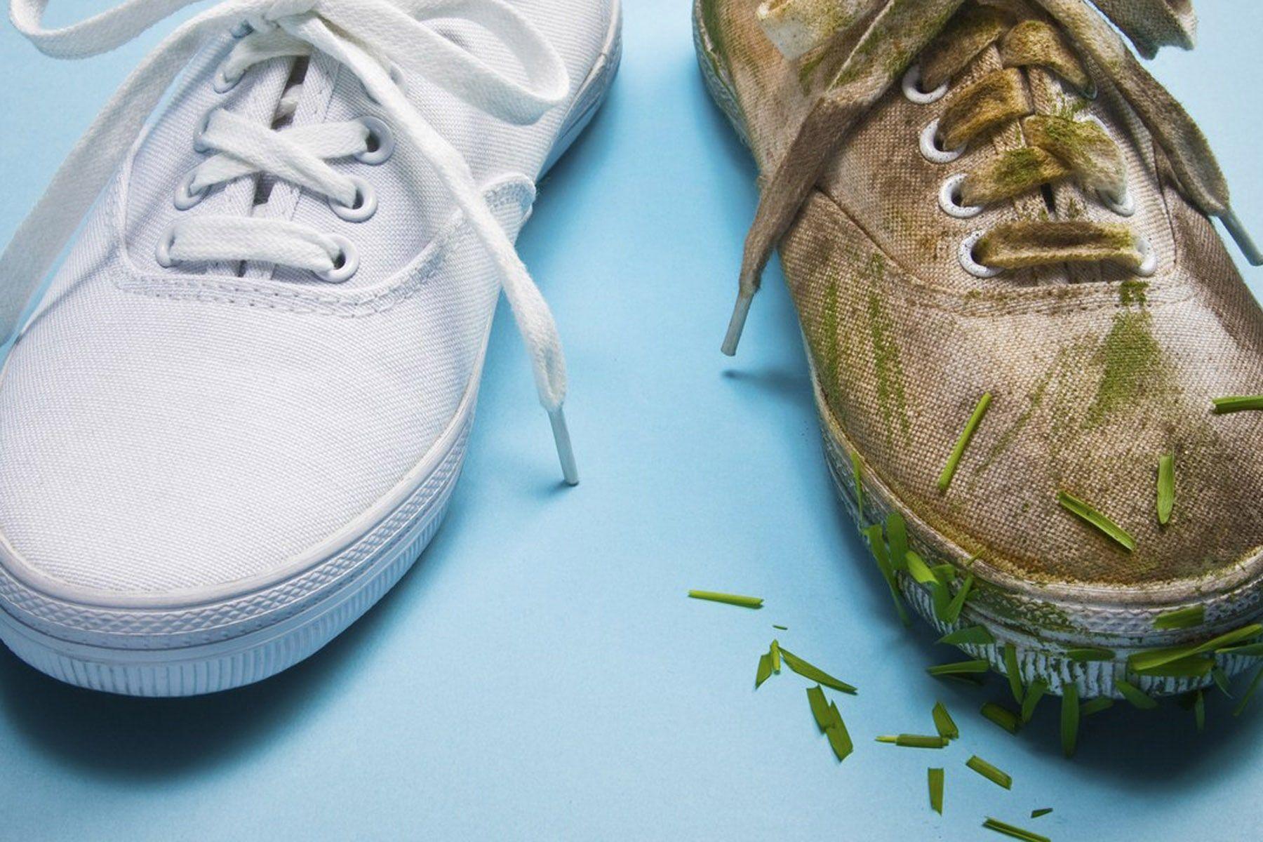 Dịch vụ giặt giày thể thao với TranAnhThuCustoms