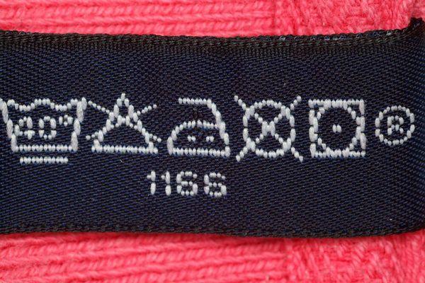 Cách đọc các ký hiệu trên quần áo dành cho bạn