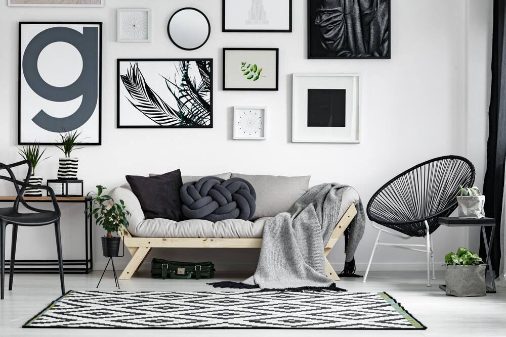 Inspirasi Warna Cat Ruang Tamu Sempit Tampak Luas