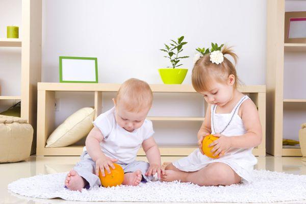 3 Lưu ý khi giặt thảm trải sàn để bé ngồi chơi đùa an toàn