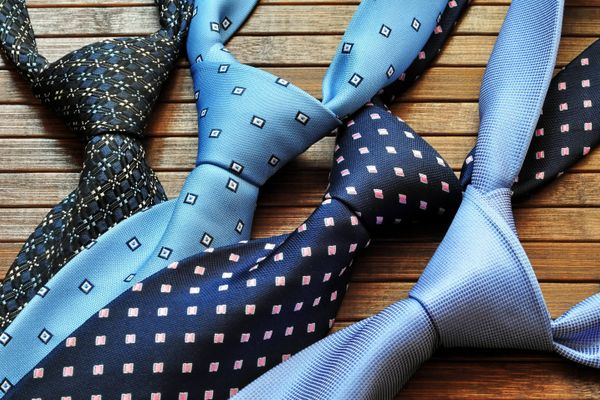 All You Need to Know About Maintaining Your Silk Ties