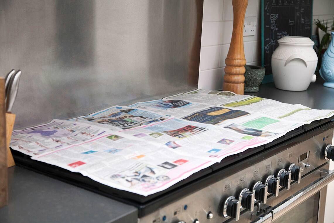 3 Thói quen khiến bếp gas nhà bạn bị gỉ sét, cháy đen