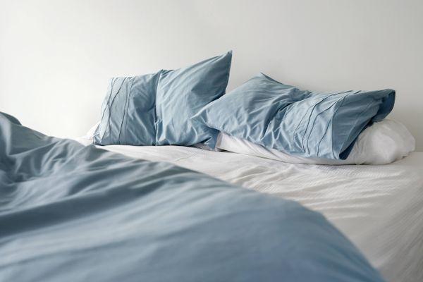 Phòng ngủ nhỏ cũng cần sắp xếp theo phong thủy!
