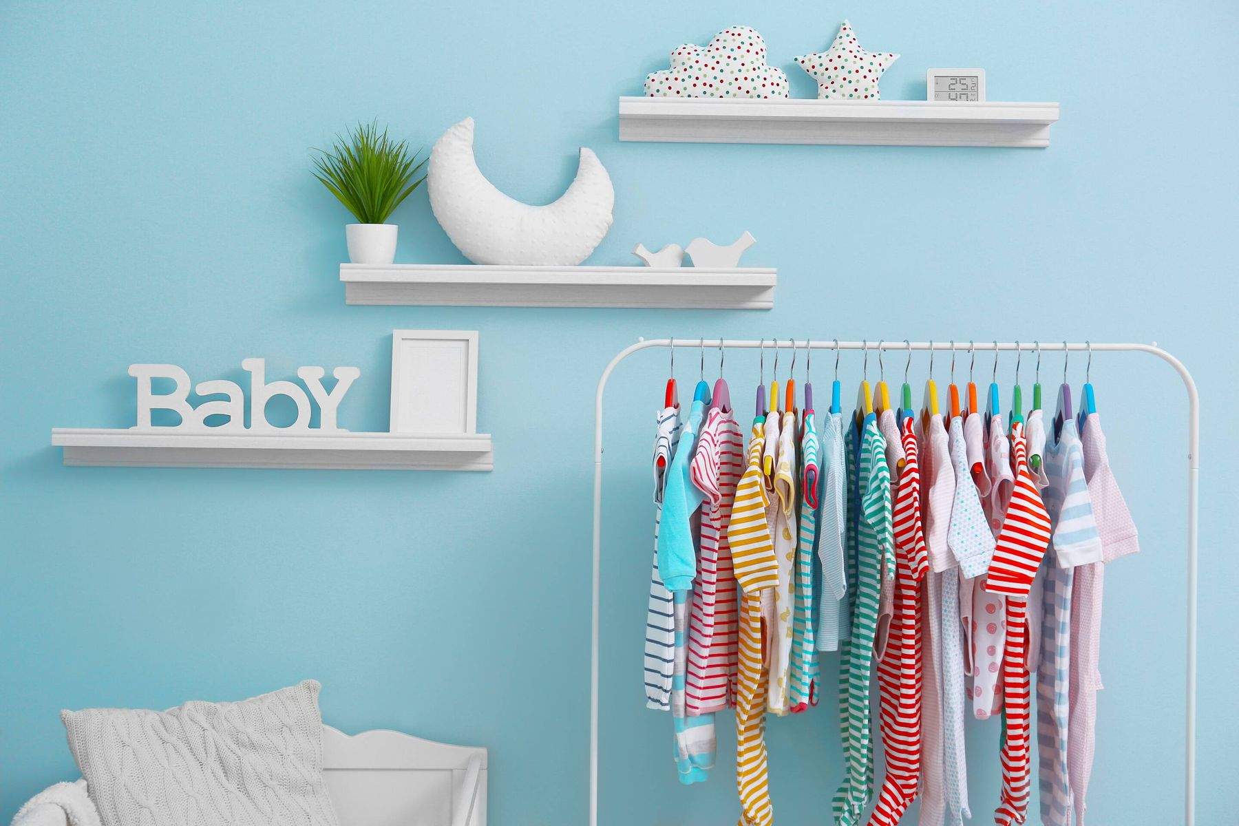 Looking for a Gentle Detergent for Your Baby's Clothes? Try This DIY