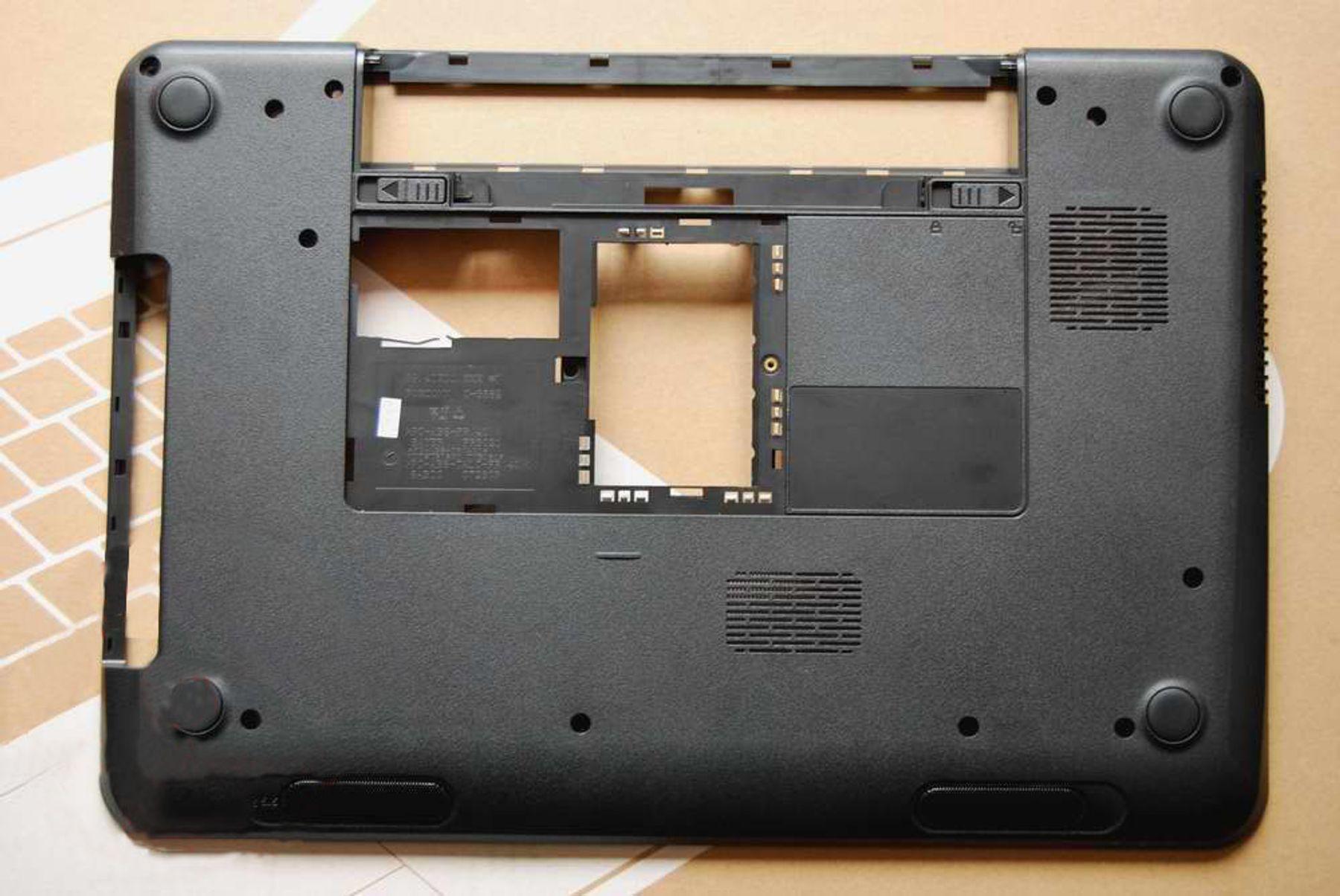 Cách tháo vỏ laptop
