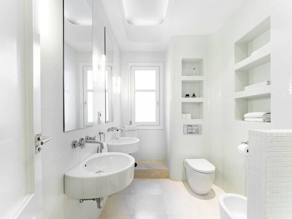 Dùng máy ozone khử mùi nhà vệ sinh thanh lọc không khí