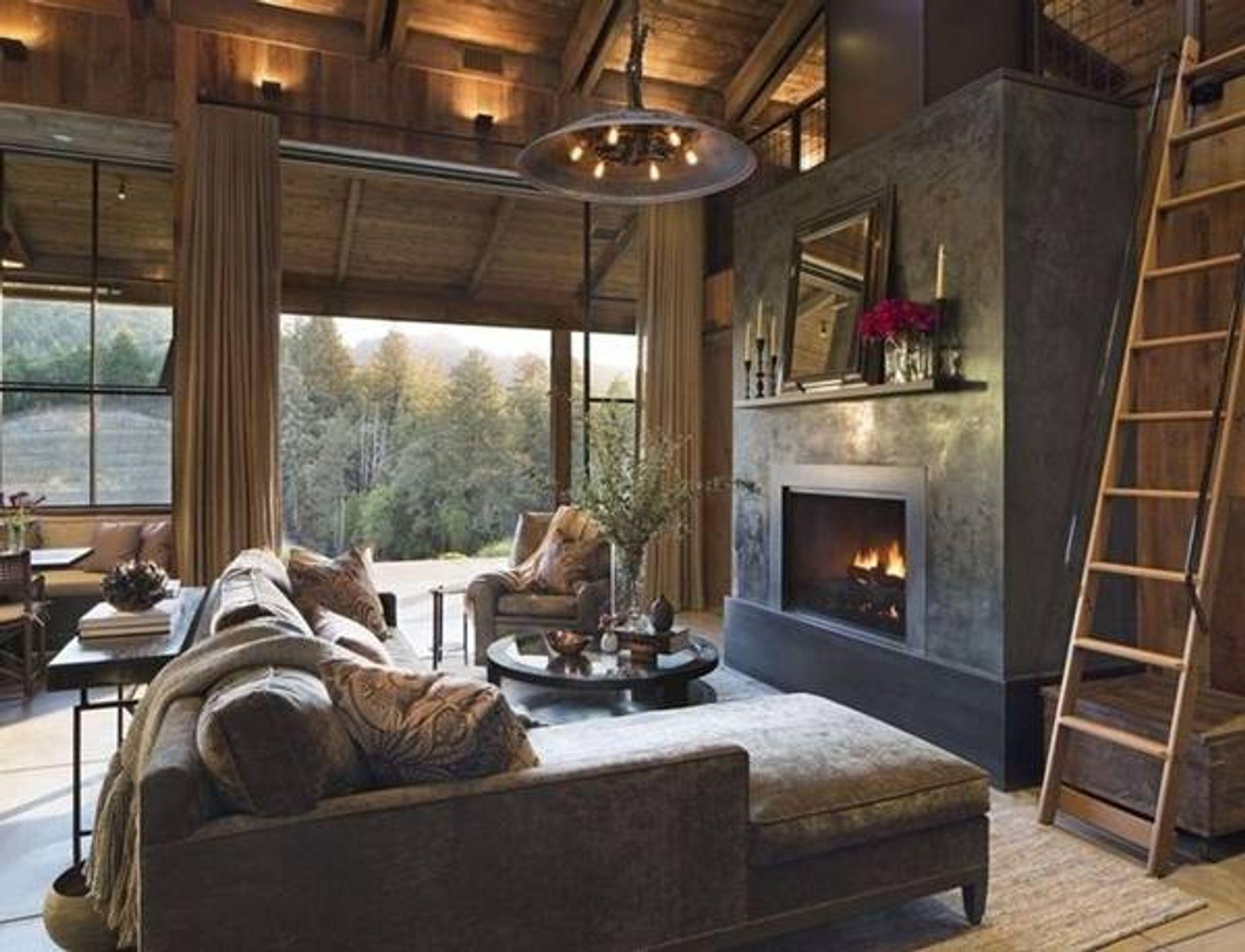 Trang trí phòng khách nhỏ đơn giản nhưng ấm cúng
