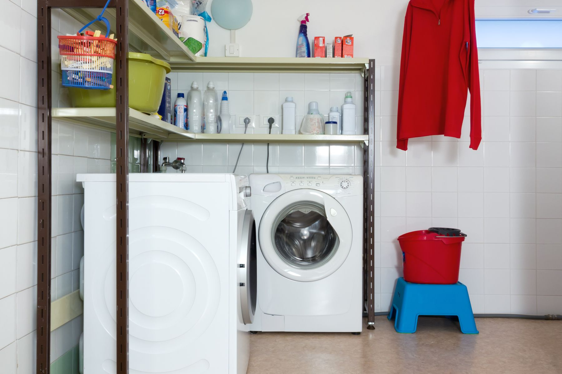 Laundry hacks for first jobbers