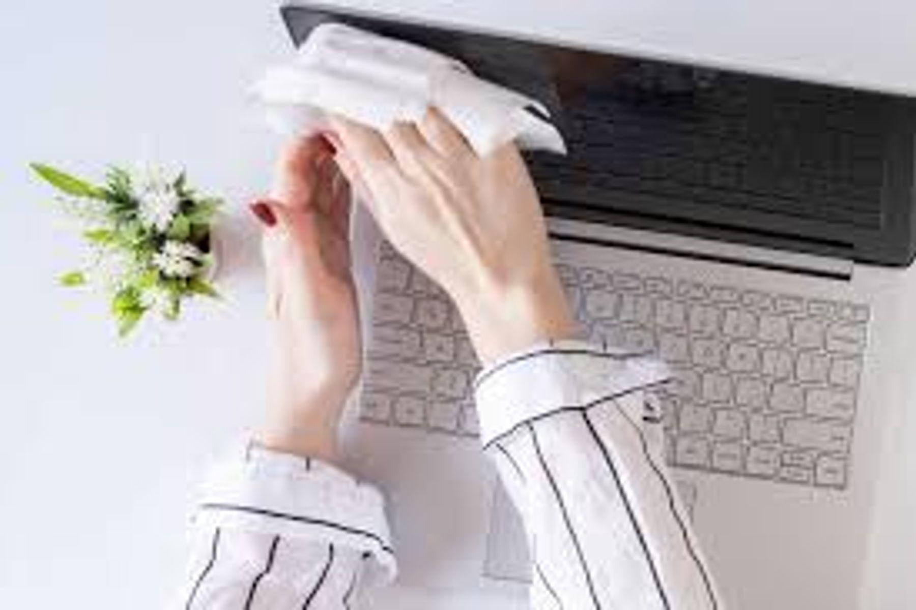 Vệ sinh laptop mùa dịch