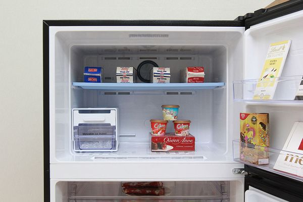 Khử mùi ngăn đá tủ lạnh